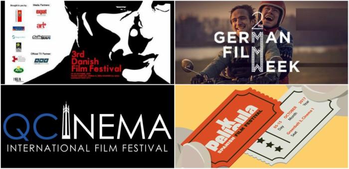 4 Film Festivals for the month ofOctober