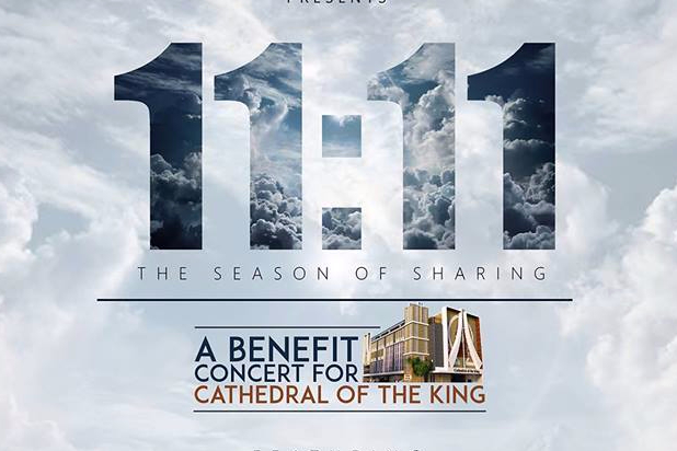 """11:11 The Season of Sharing"": A benefit concert for Cathedral of the King"