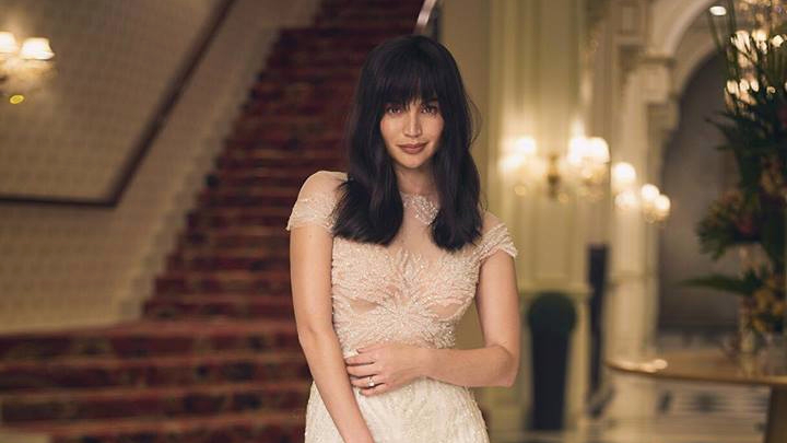 Anne Curtis, topless sa cover ng Metro Wedding
