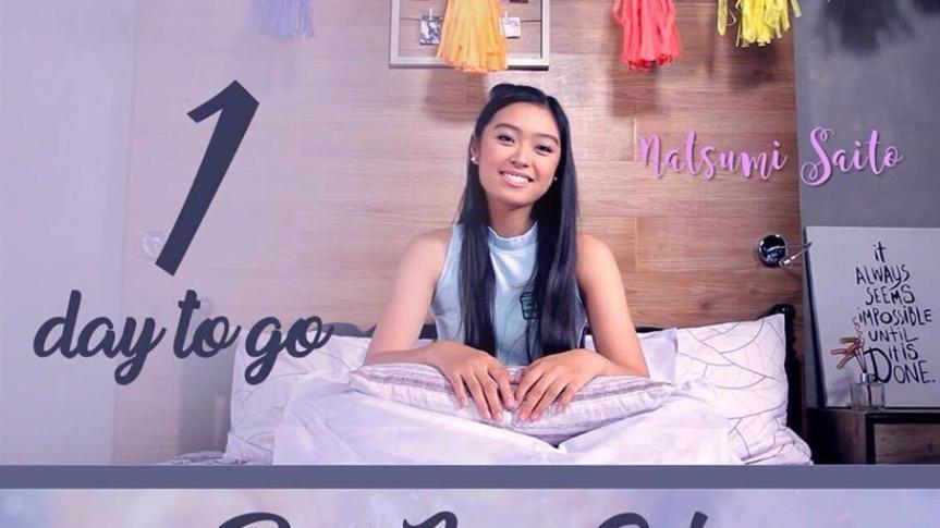Natsumi Saito's newest music video, Para Lang Sa 'Yo, will be shown tomorrow, October 13, onMYX