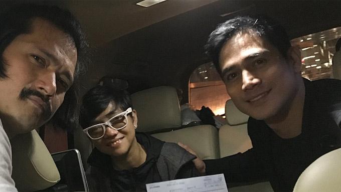 Robin Padilla, nagpasalamat sa mga nag-donate para sa mga survivors saMarawi