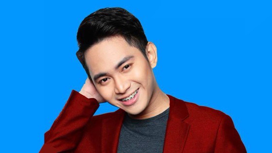 Ang bagong singing sensation na si Bret Garcia, nag-perform live sa Cavite