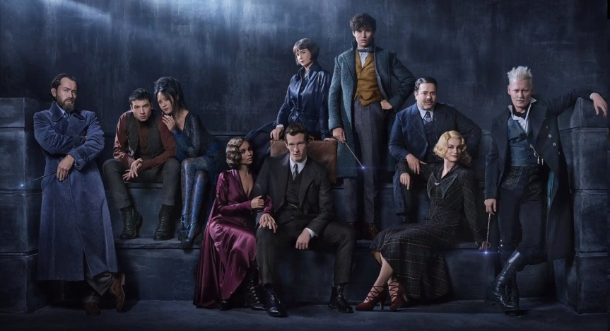 """Quick Look: """"Fantastic Beasts 2"""" film title and castsrevealed"""