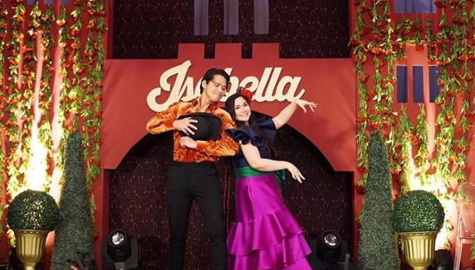 Robin Padilla at Mariel Rodriguez, pinagdiriwang ang kaarawan ng kanilanganak