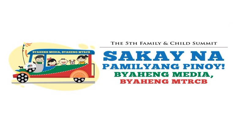 Celebrities and media personalities will gather for The 5th MTRCB Family and Child Summit (FCS5)