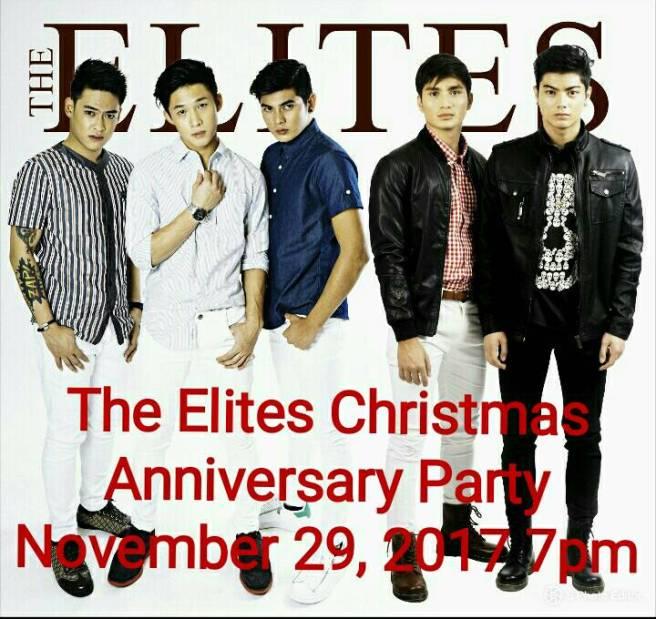 the elite christmas