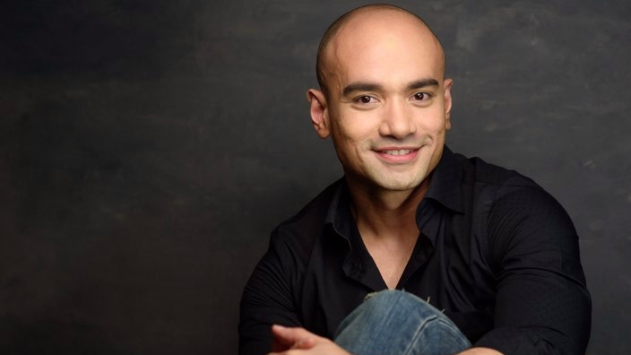 After a decade stay in Bermuda, actor Mark Dionisio is coming back to the Philippines forgood