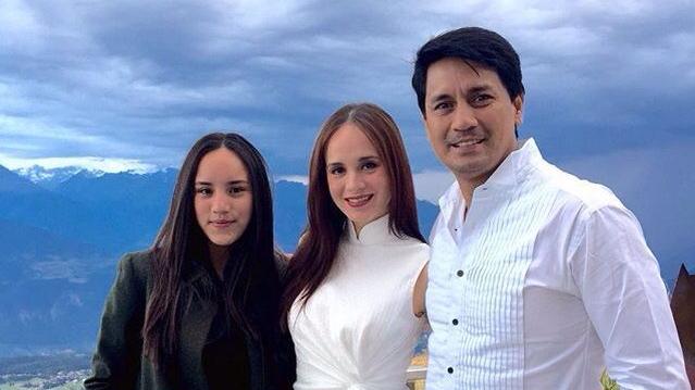 Ang unica hija ni Richard Gomez at Lucy Torres, marami na rawmanliligaw