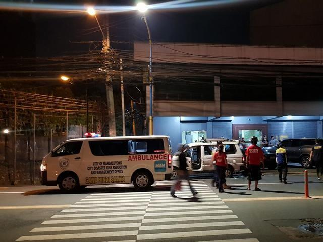 2 civilians, dead in Mandaluyong police shooting