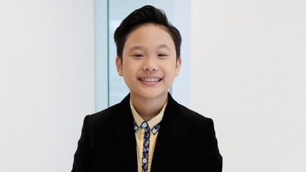 Child Actor Miggs Cuaderno is one of the casts of GMA's newest teleserye, Kambal Karibal