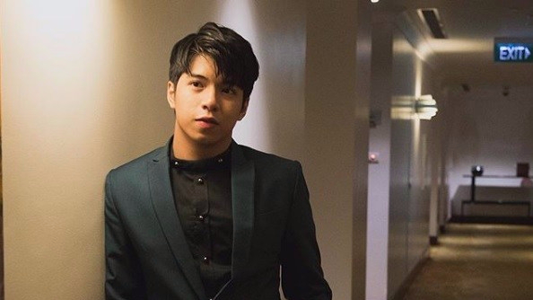 Nash Aguas on his first project as adirector