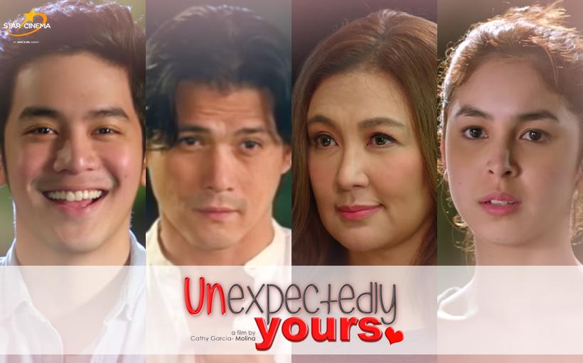"""Robin Padilla at Sharon Cuneta, magtatambalan muli sa pelikulang """"Unexpectedly Yours"""""""