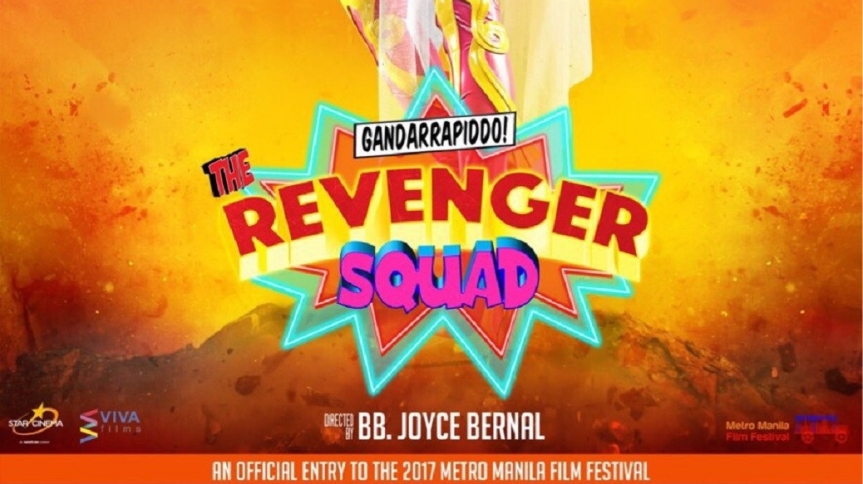 "Prepare to laugh out loud with ""The Revenger Squad"" via TFC@theMovies"