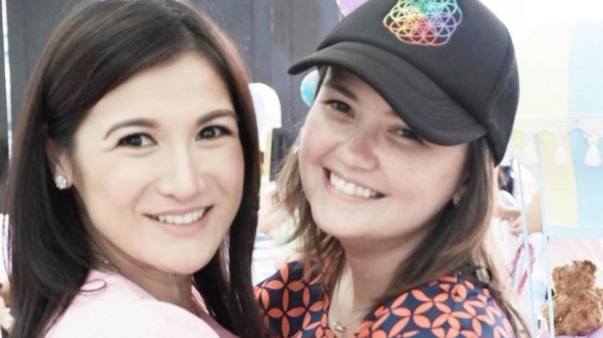 Angelica Panganiban, nakatanggap ng sulat mula kay CamillePrats