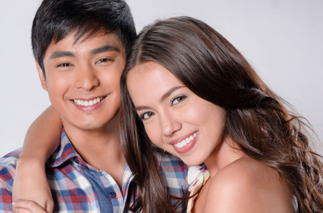 "Julia Montes to Coco Martin: ""We're both close and happy"""