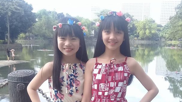 Kikay and Mikay, ready to show off their talent in modeling in New Asia Philippines Next Top Model