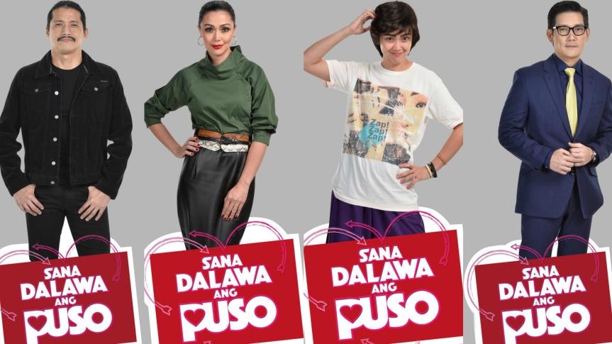 """Mapapanood mo na ang bagong teleserye ni Jodi Sta. Maria na """"Sana Dalawa ang Puso"""" via TFConline"""