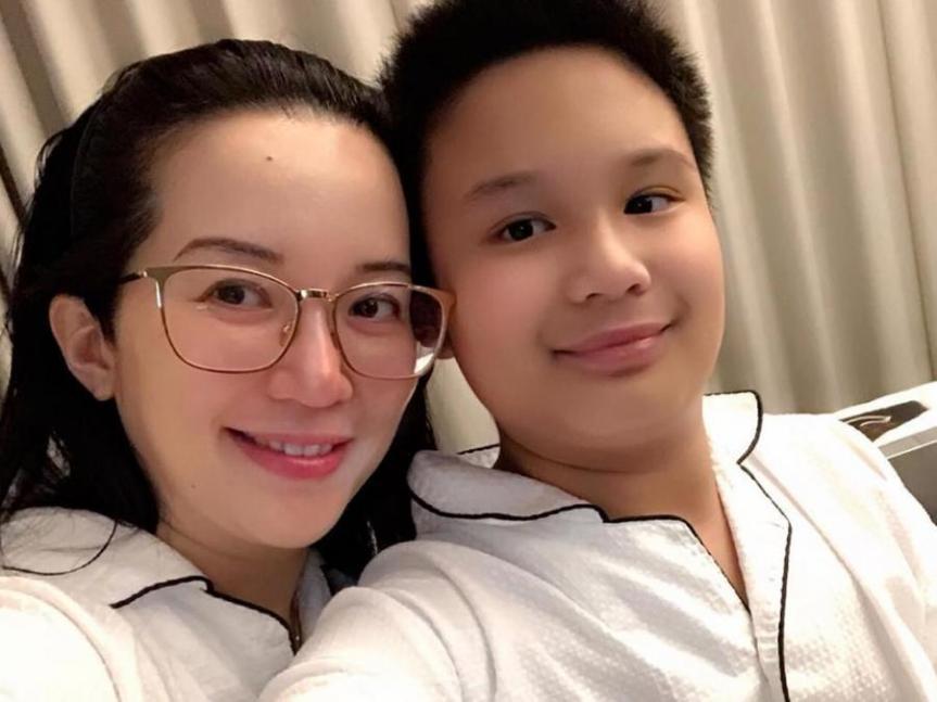 Kris Aquino, ibinahagi ang kanyang saloobin sa social media tungkol sa mga nagba-bash sa kanyang anak na siBimby