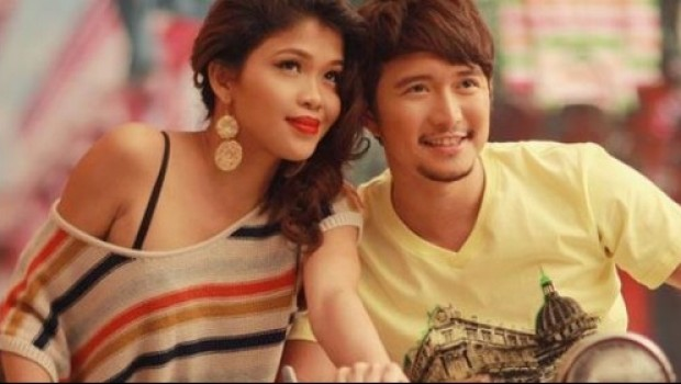"Melai Cantiveros, todo suporta sa Kapuso show ni Jason Francisco na ""The One That Got Away"""