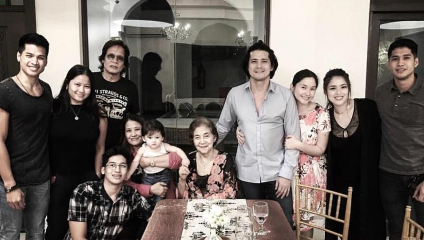 Aljur Abrenica, Robin Padilla, nagkasama sa isang familydinner