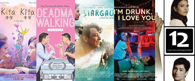 Watch Kita Kita, Deadma Walking, and more for only P100 thisFebruary