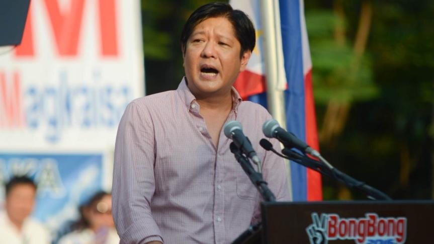 """Bongbong Marcos praise Rodrigo Duterte's """"effective"""" way of communicating in his birthdaygreeting"""