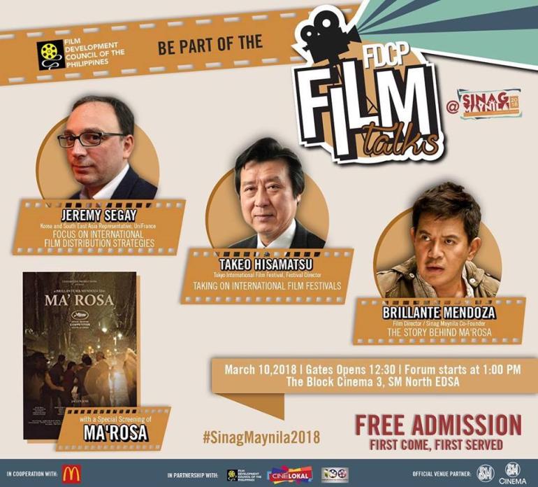 film talks
