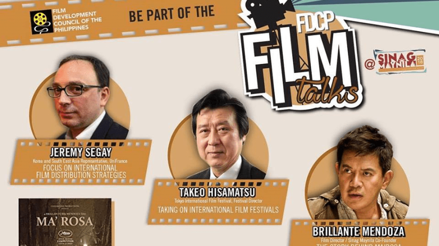 Meet three respected names in the international film circuit in this free-for-all filmseminar