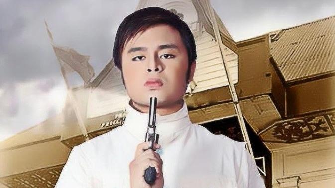 "Jomar Bautista as Antonio Luna in ""Obra niJuan"""