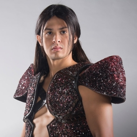 Matteo Guidicelli as Lakam