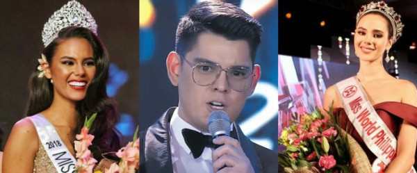 Richard Gutierrez, Catriona Gray's lucky charm?