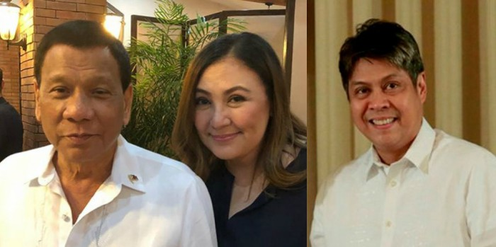 Kiko Pangilinan, walang issue sa kanyang asawa na si Sharon Cuneta na makasama sa isang dinner siDuterte