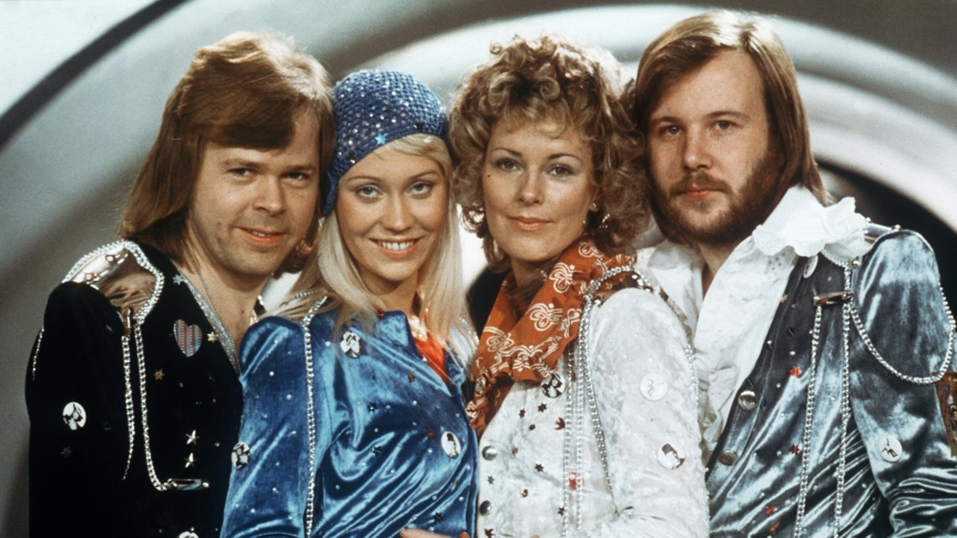 After 35 years, Swedish quartet Abba reunite. Announce two new songs