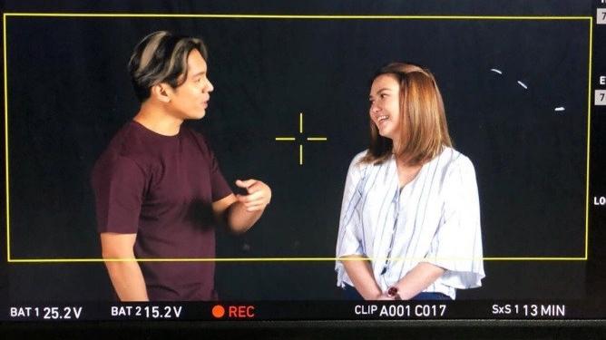 Angelica Panganiban and Carlo Aquino, balik tambalan sa kanilang bagongpelikula