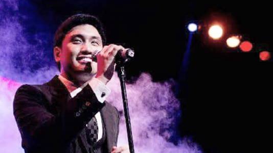Chad Angeles: the newest singer you should checkout