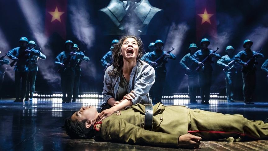 Open call auditions for the upcoming global productions of 'Miss Saigon'