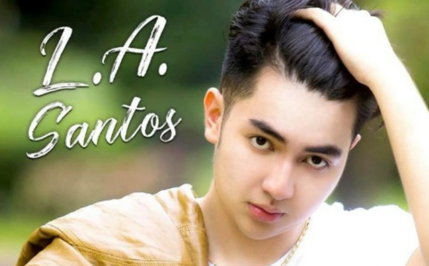 L.A. Santos on his very first solo concert titled #Petmalu on April 30 at the Music Museum