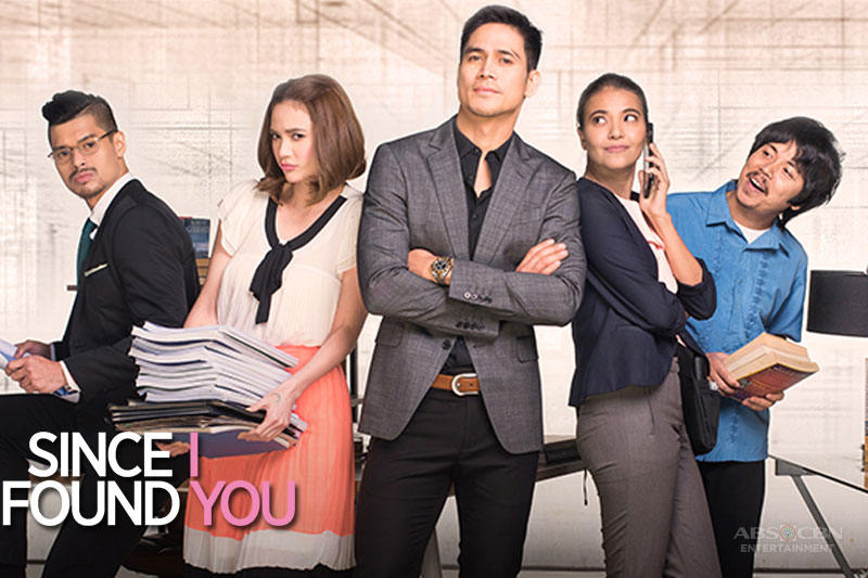 "Watch the pilot episode of ""Since I Found You"" on TFC online"