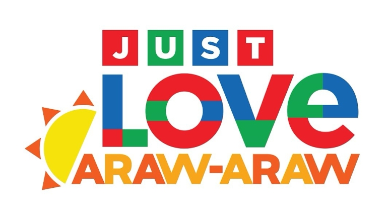 This summer, ABS-CBN encourages Filipinos to Just Love Araw-Araw with its new summer station ID