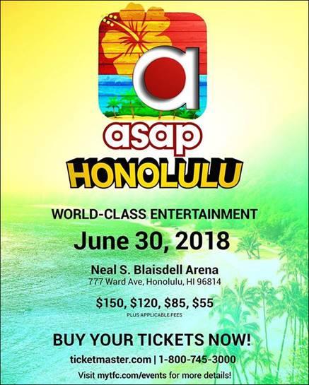 ASAP Honolulu