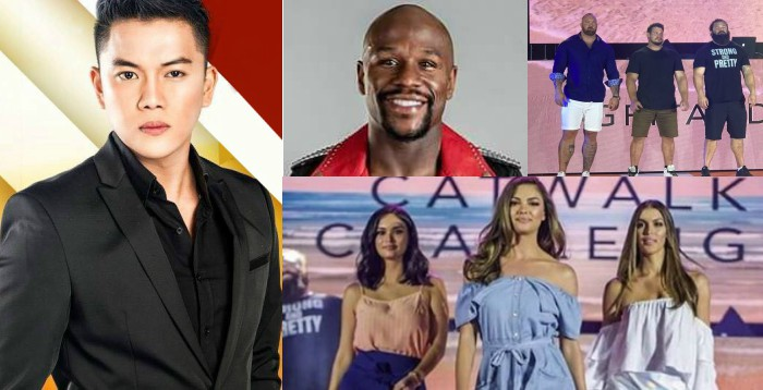 Frontrow CEO Sam Verzosa reveals the company's future projects with Miss Universe, The World's Strongest Man, and Floyd Mayweather