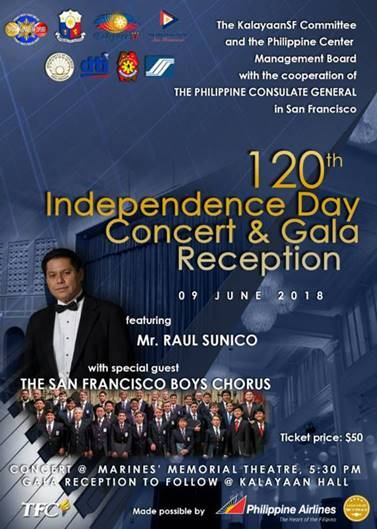 Independence Day Concert & Gala Reception