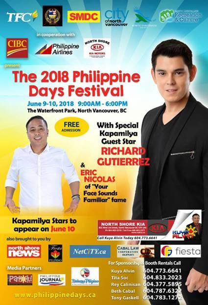 The 2018 Philippine Days Festival