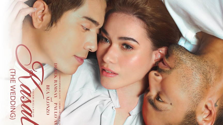 Bea Alonzo's latest movie, Kasal, screens worldwide via TFC At The Movies