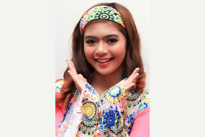 Pasabog ang naging performance ni Erika Mae Salas sa katatapos lang na recital ng GMP saTeatrino