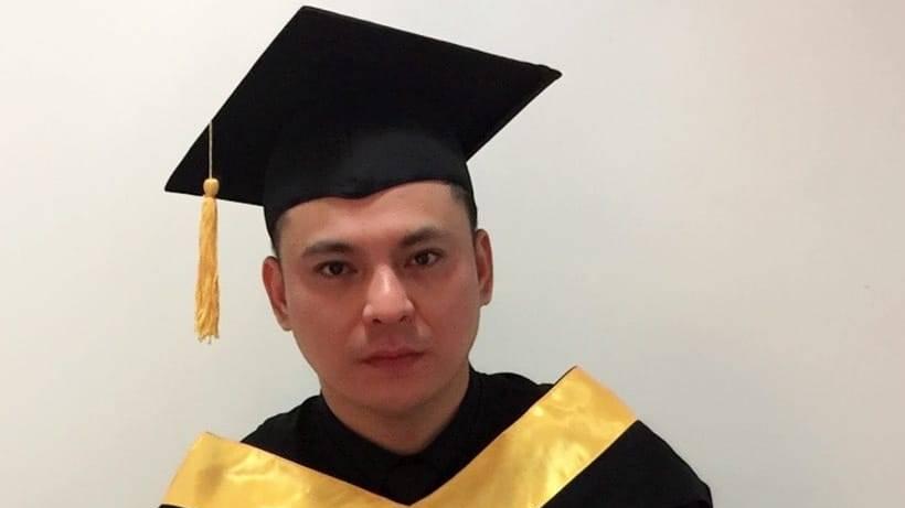 Aktor na si Gerald Madrid, nagtapos sa kursong Business Administration; May planong sumabak sa mundo ngbusiness