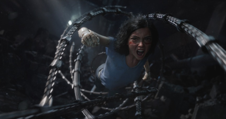 "Official Trailer Reveals Unprecedented Cinematic Experience in James Cameron's ""Alita: Battle Angel"""