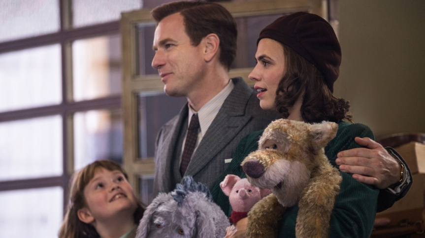 "Memorable Human Characters in Disney's ""ChristopherRobin"""