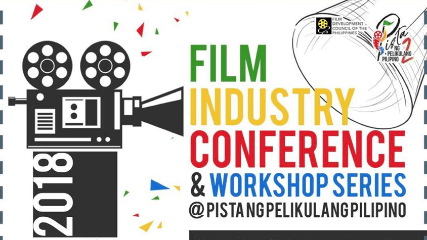 "Learn from the experts in ""Film Industry Conference & Workshop Series"""