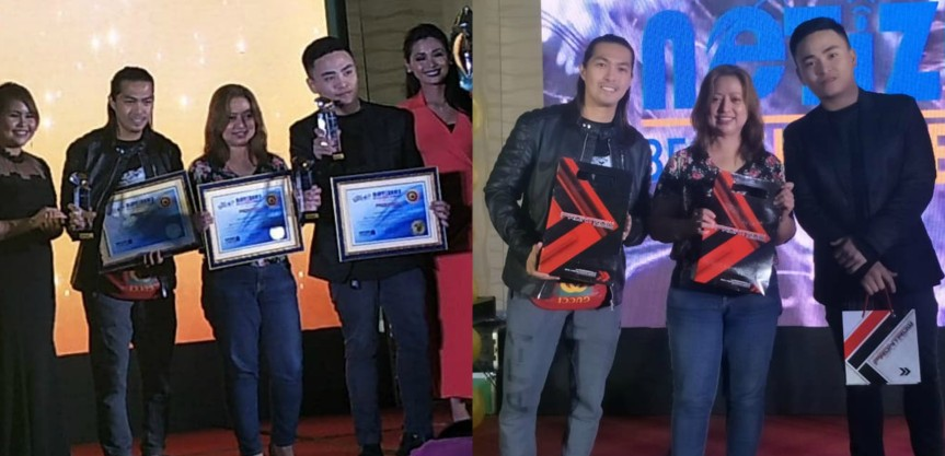 "Frontrow wins three awards in ""Netizen's Best Choice Awards 2018"""